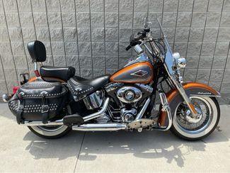 2015 Harley-Davidson FLSTC Heritage Softail in McKinney, TX 75070