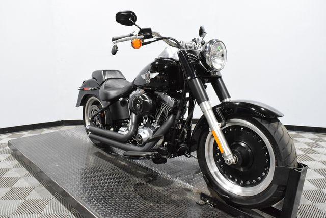 2015 Harley-Davidson FLSTFB - Fat Boy® Lo