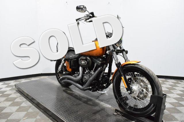 2015 Harley-Davidson FXDB - Dyna® Street Bob®