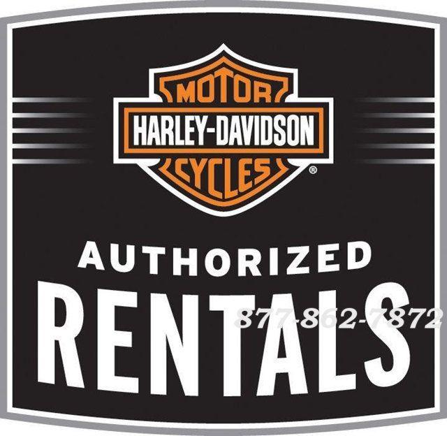2015 Harley-Davidson MOTORCYCLE RENTALS RENT HARLEY-DAVIDSON