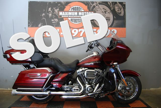 2015 Harley-Davidson Road Glide CVO Ultra Jackson, Georgia