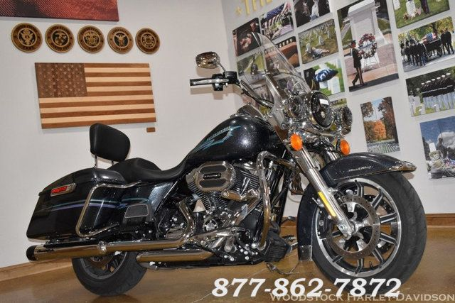 2015 Harley-Davidson ROAD KING FLHR ROAD KING FLHR Chicago, Illinois 1