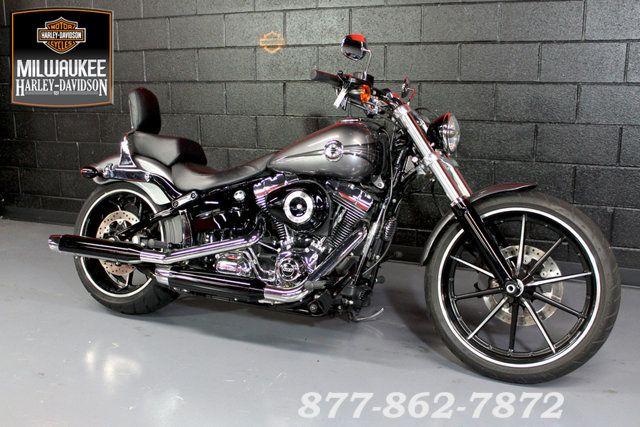 2015 Harley-Davidson SOFTAIL BREAKOUT FXSB BREAKOUT FXSB