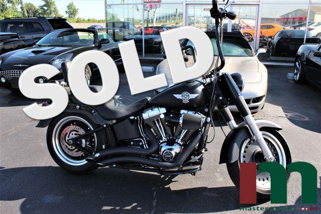 2015 Harley-Davidson Softail® Fat Boy® Lo | Granite City, Illinois | MasterCars Company Inc. in Granite City Illinois