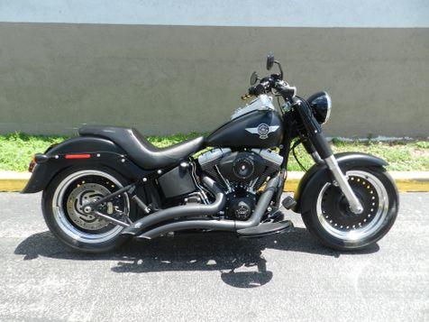 2015 Harley-Davidson Softail®  Fat Boy® Lo FLSTFB in Hollywood, Florida
