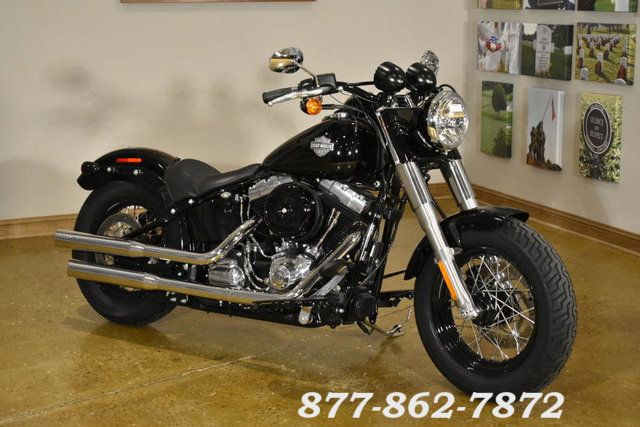 2015 Harley-Davidson SOFTAIL SLIM FLS SLIM FLS in Chicago, Illinois 60555