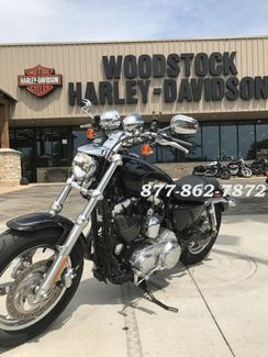 2015 Harley-Davidson SPORTSTER 1200 CUSTOM XL1200C 1200 CUSTOM XL1200C in Chicago, Illinois 60555