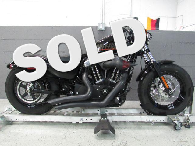 2015 Harley Davidson Sportster Forty-Eight