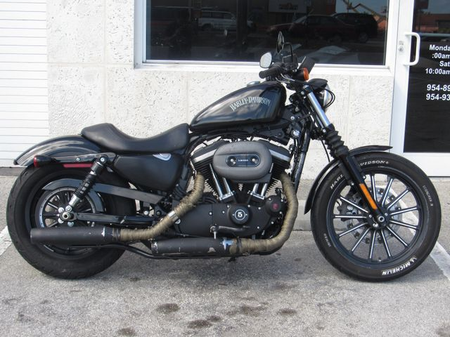 2015 Harley Davidson Sportster Iron 883