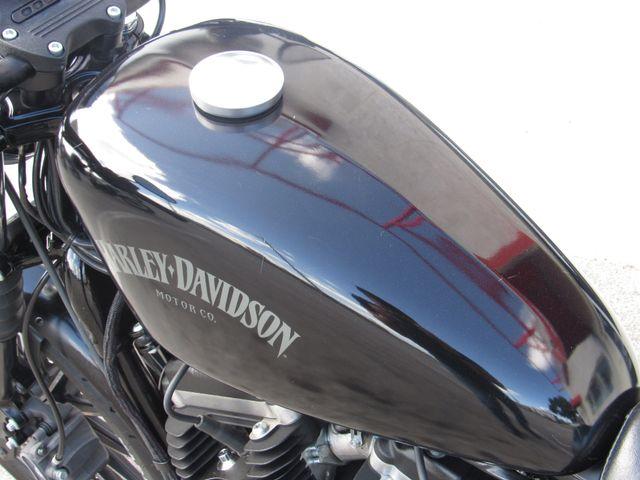 2015 Harley Davidson Sportster Iron 883 in Dania Beach Florida, 33004