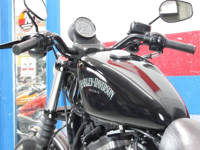 2015 Harley Davidson Sportster Iron 883 Lease 0 Down $216 per month for 36 Mos WAC in Dania Beach , Florida 33004