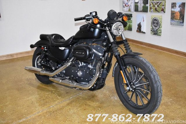 2015 Harley-Davidson SPORTSTER IRON 883 XL883N IRON 883 XL883N