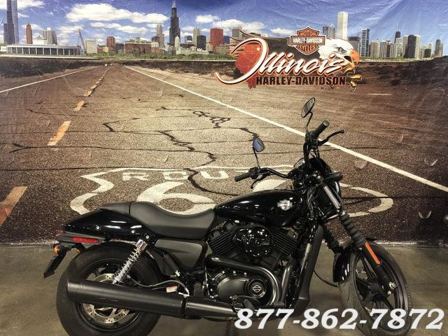2015 Harley-Davidson STREET 500 XG500 STREET 500 XG500