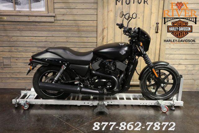 2015 Harley-Davidson STREET 750 XG750 STREET ROD 750