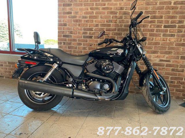 2015 Harley-Davidson STREET 750 XG750 STREET 750 XG750