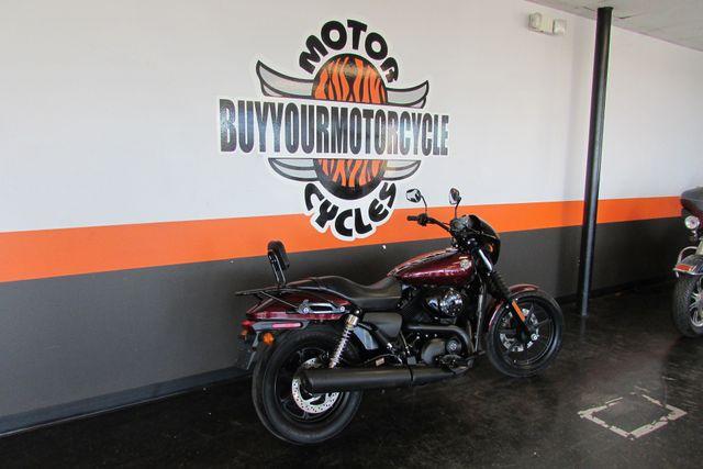 2015 Harley-Davidson Street® 500 Arlington, Texas 1