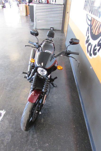 2015 Harley-Davidson Street® 500 Arlington, Texas 4