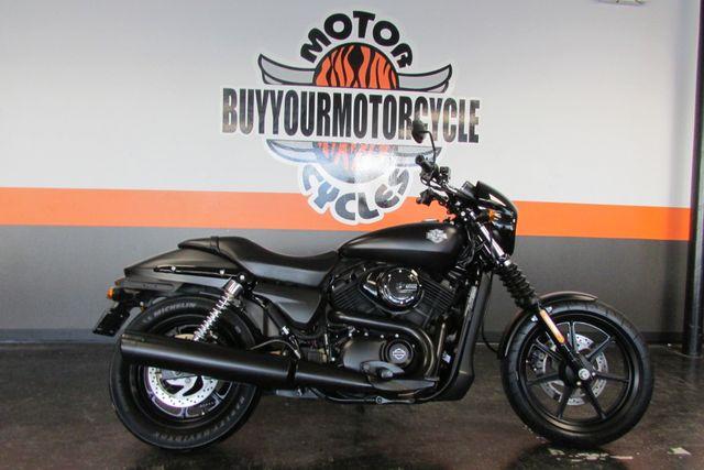 2015 Harley-Davidson Street® 500