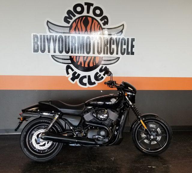 2015 Harley-Davidson Street® 750