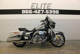 2015 Harley Davidson Street Glide CVO in Boynton Beach, FL 33426