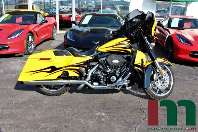 2015 Harley-Davidson Street Glide® CVO™ Street Glide® | Granite City, Illinois | MasterCars Company Inc. in Granite City Illinois