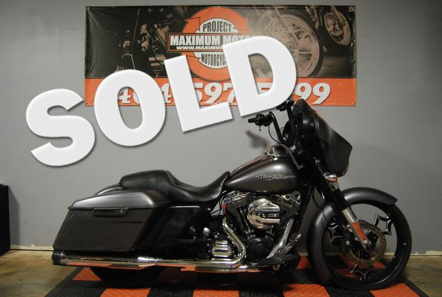 2015 Harley-Davidson Street Glide® Base Jackson, Georgia