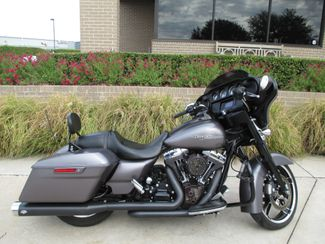 2015 Harley-Davidson Street Glide FLHX * Satin Grey * V&H PIPES * Lots of Extras * in Plano, Texas 75093