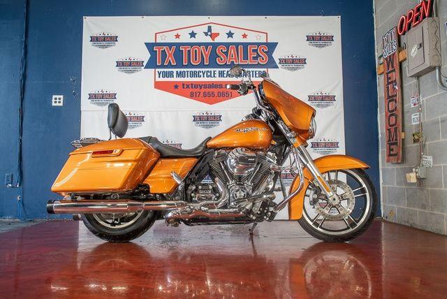 2015 Harley-Davidson Street Glide Street Glide