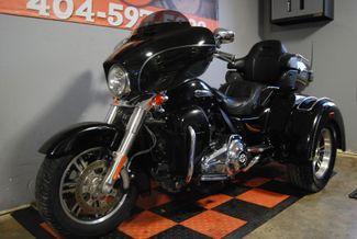 2015 Harley-Davidson Tri Glide Ultra Classic FLHTCUTG Jackson, Georgia 10