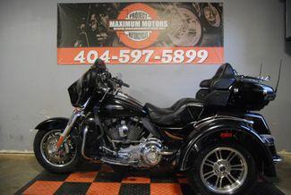 2015 Harley-Davidson Tri Glide Ultra Classic FLHTCUTG Jackson, Georgia 9