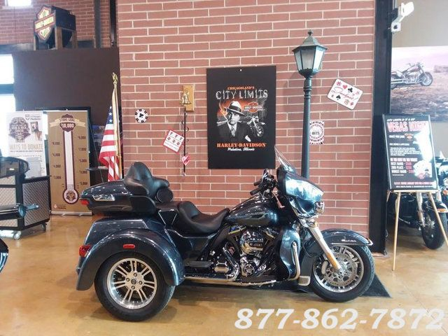 2015 Harley-Davidson TRI-GLIDE ULTRA CLASSIC TRIKE FLHTCUTG TRI-GLIDE TRIKE