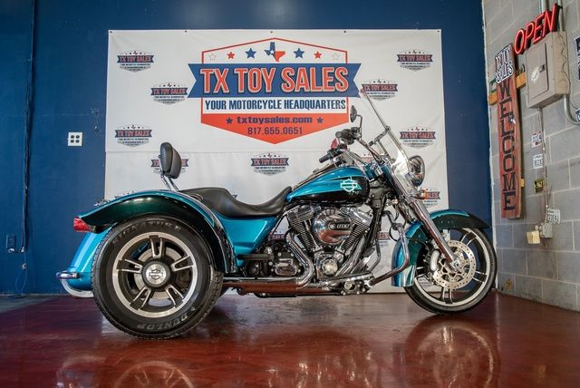 2015 Harley-Davidson® Trike Freewheeler