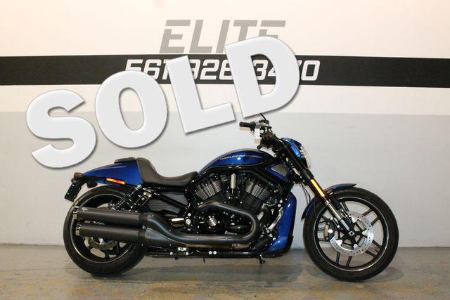 2015 Harley Davidson V-Rod Night Rod Special VRSCDX Vrod Boynton Beach, FL
