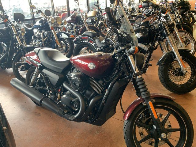 2015 Harley-Davidson XG750 Street 750   - John Gibson Auto Sales Hot Springs in Hot Springs Arkansas