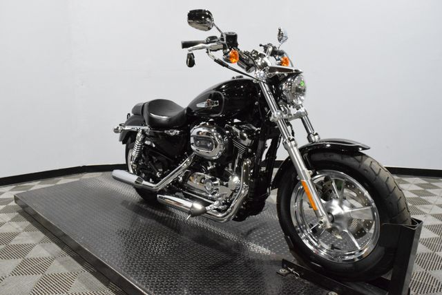 2015 Harley-Davidson XL1200C - Sportster® 1200 Custom ABS