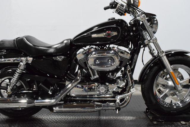2015 Harley-Davidson XL1200C - Sportster® 1200 Custom ABS in Carrollton, TX 75006