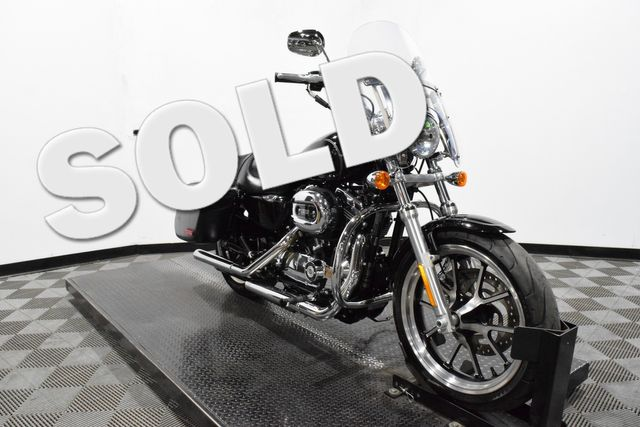 2015 Harley-Davidson XL1200T - Sportster 1200 SuperLow