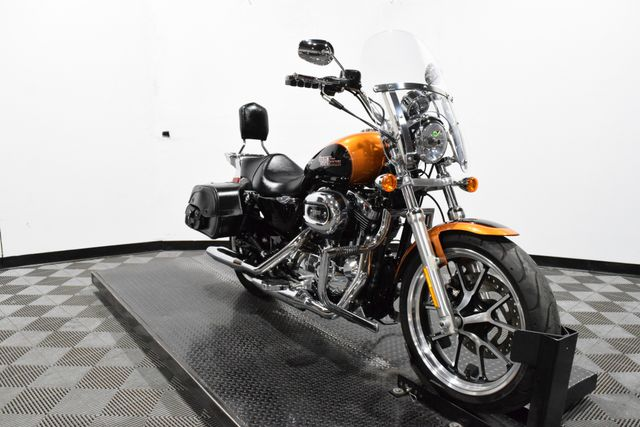 2015 Harley-Davidson XL1200T - Sportster SuperLow 1200T