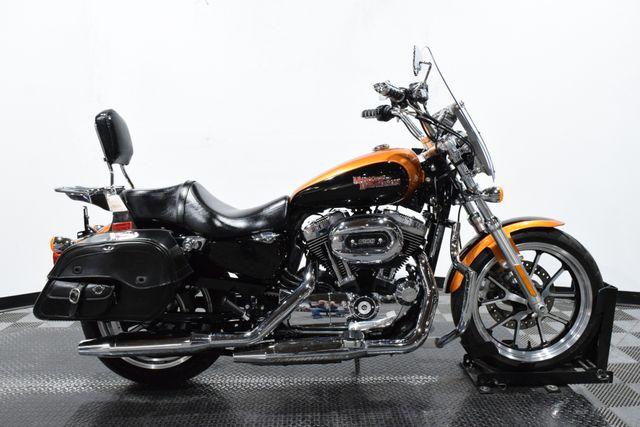 2015 Harley-Davidson XL1200T - Sportster SuperLow 1200T in Carrollton TX, 75006