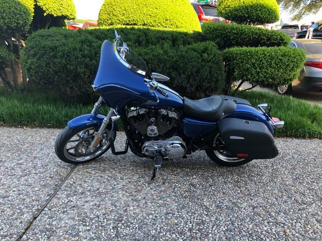 2015 Harley-Davidson XL1200T Super Low SuperLow® 1200T in McKinney, TX 75070