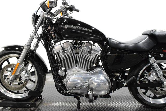 2015 Harley-Davidson XL883L - Sportster 883 SuperLow in Carrollton TX, 75006