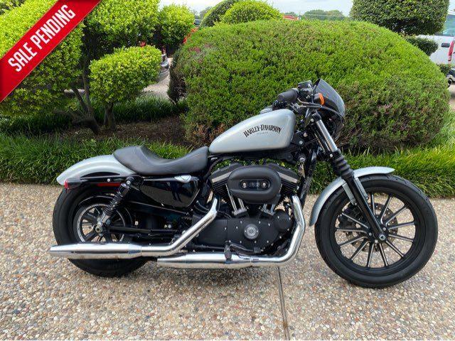 2015 Harley-Davidson XL883N Sportster Iron 883