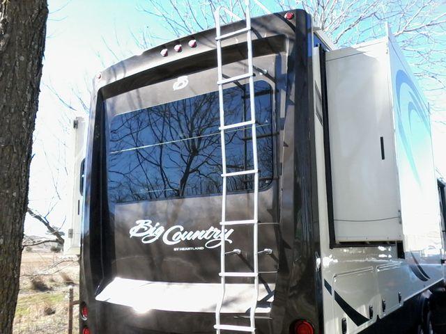 2015 Heartland BIG COUNTRY 3700 FL 5th Wheel RV Boerne, Texas 4
