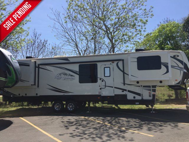 2015 Heartland BIG COUNTRY 3700 FL 5th Wheel RV Boerne, Texas