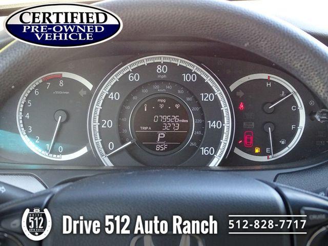 2015 Honda Accord LX in Austin, TX 78745