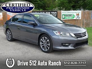 2015 Honda Accord Sport in Austin, TX 78745