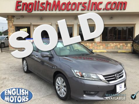 2015 Honda Accord EX-L in Brownsville, TX