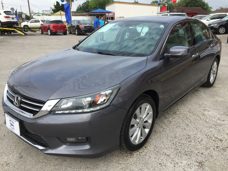 2015 Honda Accord EX-L  Brownsville TX  English Motors  in Brownsville, TX