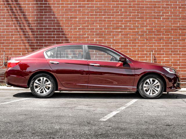 2015 Honda Accord LX Burbank, CA 4