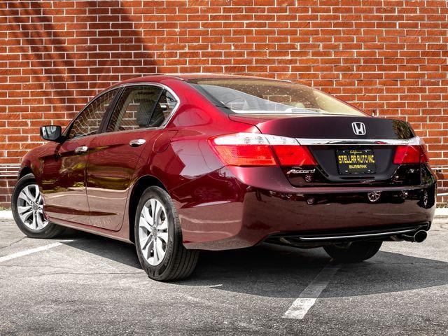 2015 Honda Accord LX Burbank, CA 7